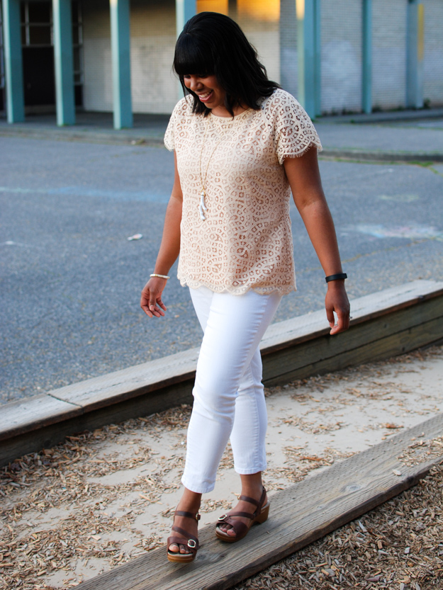 Lace & Pearls Lace top-3