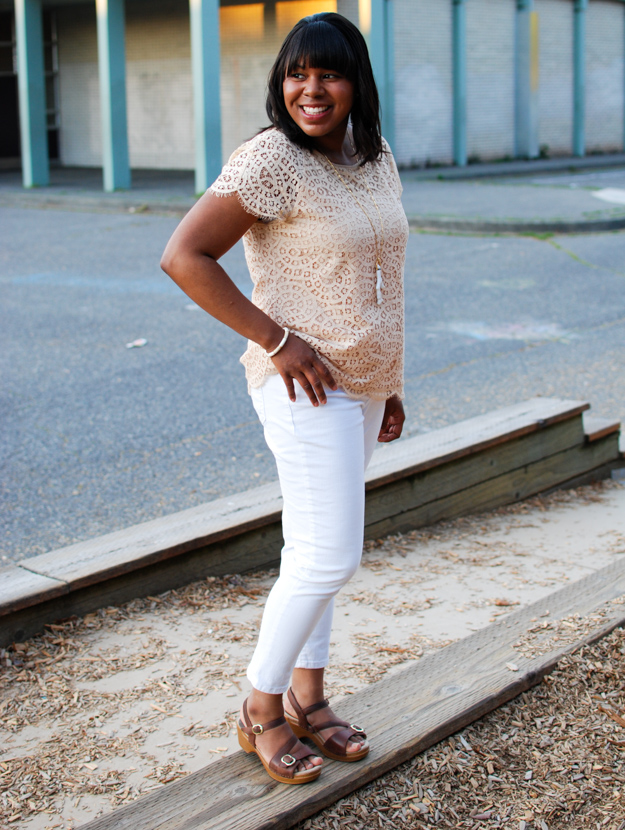 Lace & Pearls Lace top-4